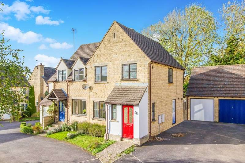 3 Bedrooms Semi Detached House for sale in Ticknell Piece Road, Charlbury, Chipping Norton