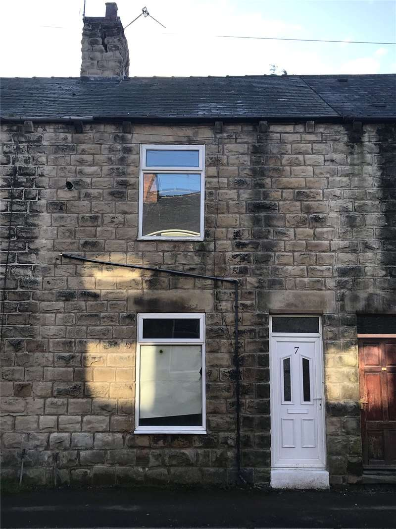 2 Bedrooms Terraced House for rent in New Street, Great Houghton, Barnsley, South Yorkshire, S72