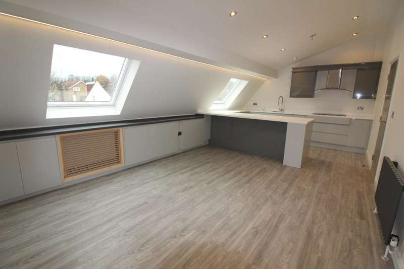 2 Bedrooms Flat for sale in Moorfield Road, Orpington, Kent, BR6 0HQ