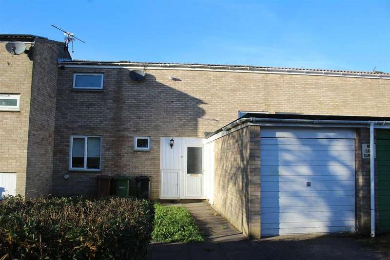 3 Bedrooms Terraced House for sale in Drayton, Bretton, Peterborough