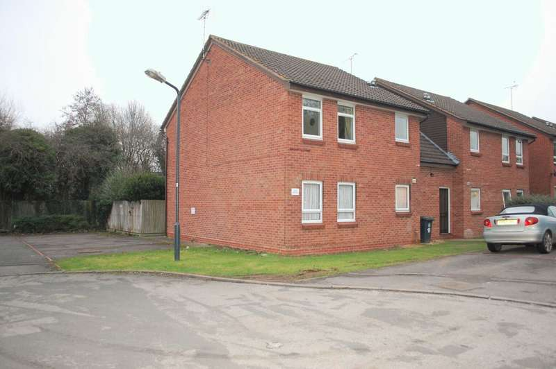 1 Bedroom Terraced House for sale in Rufford Close Alcester