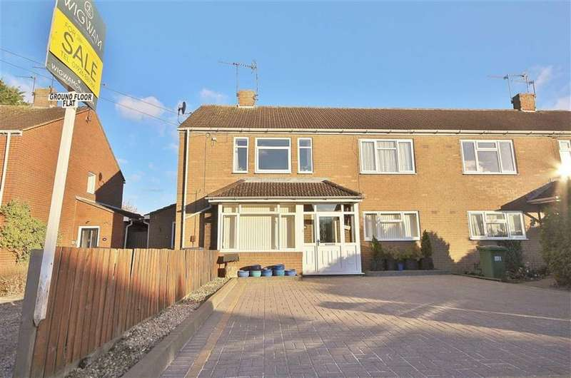 2 Bedrooms Apartment Flat for sale in Franklin Road, Leamington Spa, Warwickshire, CV31