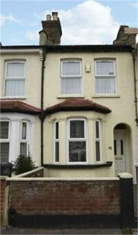2 Bedrooms Terraced House for sale in Dennett Road, Croydon, Surrey