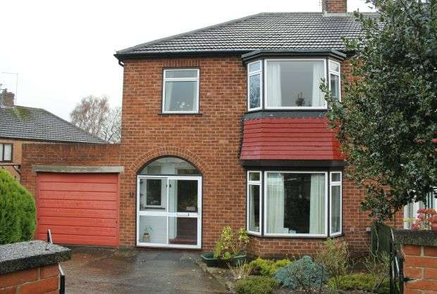 3 Bedrooms Semi Detached House for sale in Cobble Carr, Guisborough