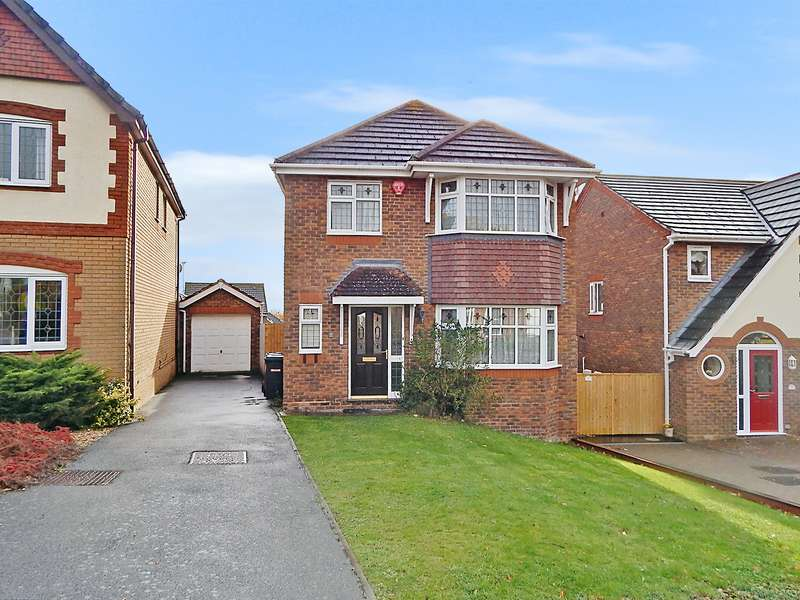 4 Bedrooms Detached House for rent in Beaulieu Drive, Stone Cross, Pevensey