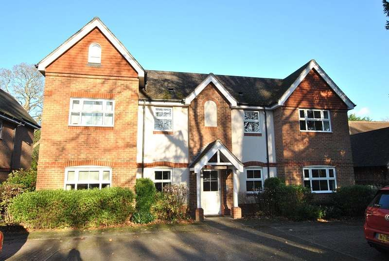 2 Bedrooms Apartment Flat for sale in Caversham Heights