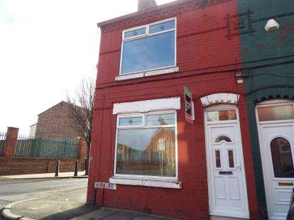 2 Bedrooms End Of Terrace House for sale in Kirk Road, Litherland, Liverpool, Merseyside, L21