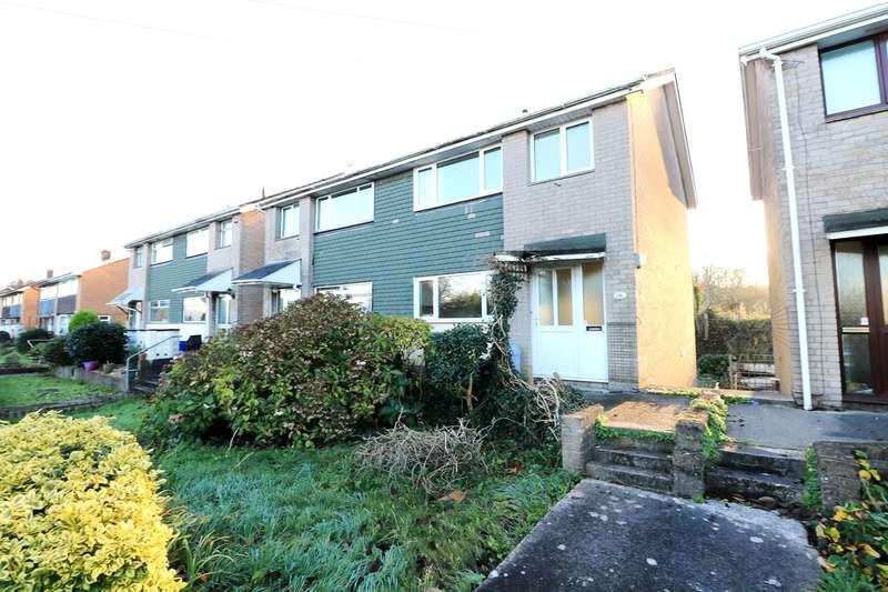 3 Bedrooms Semi Detached House for sale in Hafod Road, Ponthir, Newport, NP18