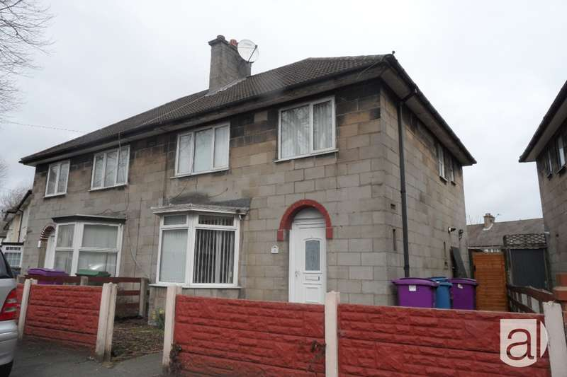3 Bedrooms Semi Detached House for sale in Vanbrugh Crescent Anfield L4