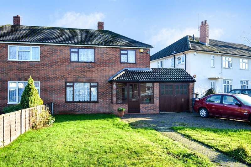 3 Bedrooms Semi Detached House for sale in Houldey Road, West Heath, Birmingham, B31