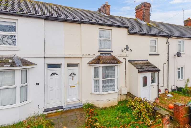 2 Bedrooms Terraced House for sale in Godinton Road, Ashford, TN23