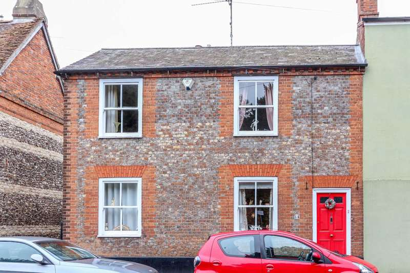 3 Bedrooms Cottage House for sale in Castle Street, Wallingford
