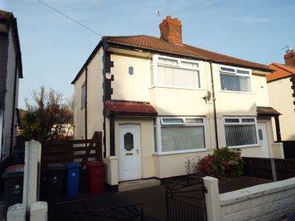 2 Bedrooms Semi Detached House for sale in Stuart Drive, Liverpool, Merseyside, England, L14
