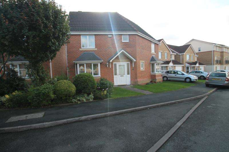 3 Bedrooms Detached House for rent in Racemeadow Crescent, Netherton, West Midlands, DY2