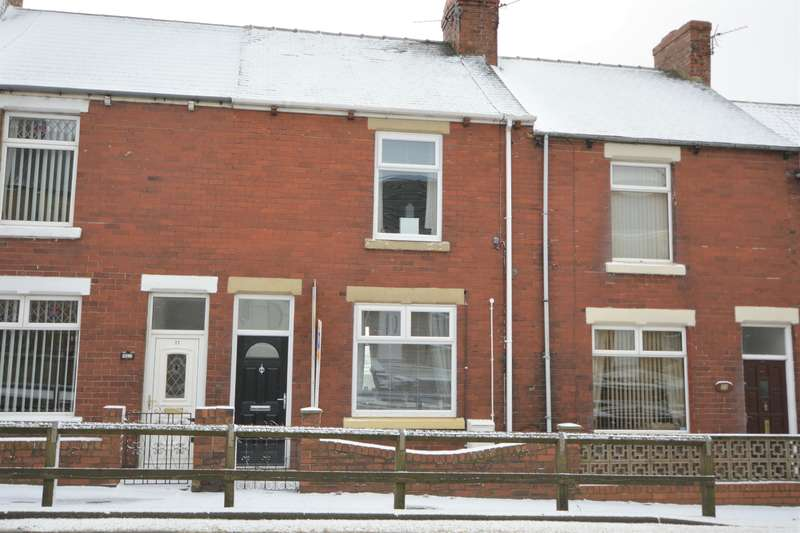 2 Bedrooms Terraced House for sale in Cooperative Terrace, Stanley, Crook, DL15 9SE