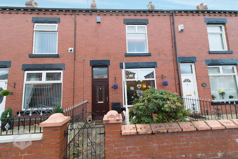 2 Bedrooms Terraced House for sale in Clifton Street, Farnworth, Bolton, BL4