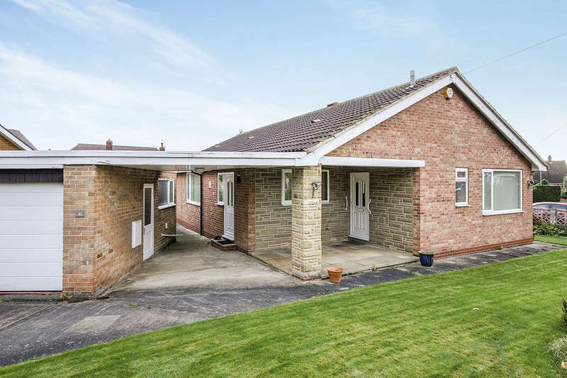 3 Bedrooms Detached Bungalow for sale in Elm Park, Pontefract, WF8
