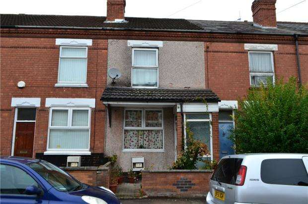 3 Bedrooms Terraced House for sale in Humber Avenue, Stoke, Coventry, West Midlands