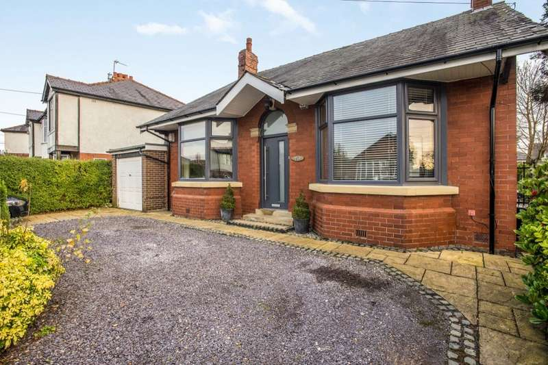 3 Bedrooms Detached Bungalow for sale in Black Bull Lane, Fulwood, Preston, PR2