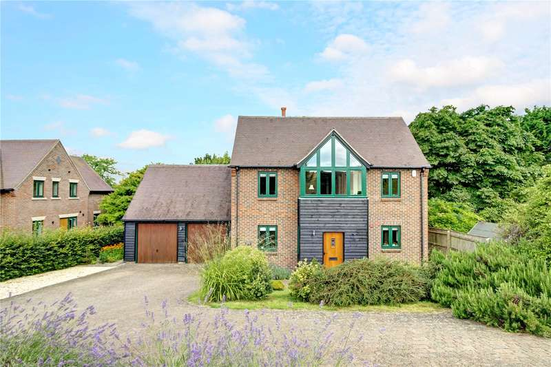 4 Bedrooms Detached House for sale in Cherhill, Calne, Wiltshire, SN11