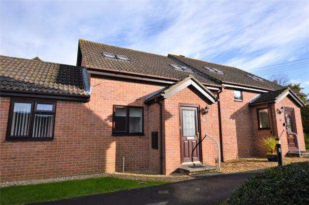 2 Bedrooms Terraced House for sale in Fairfield Gardens, Honiton, Devon