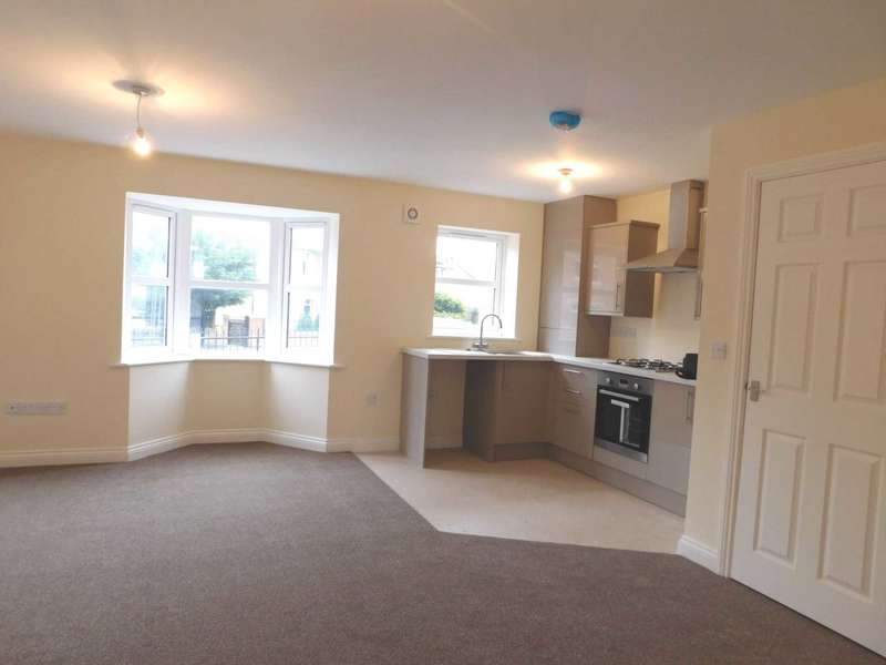 3 Bedrooms Terraced House for rent in Horsley Close, Stanley