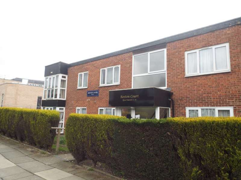 1 Bedroom Apartment Flat for sale in Roston Court, Roston Road