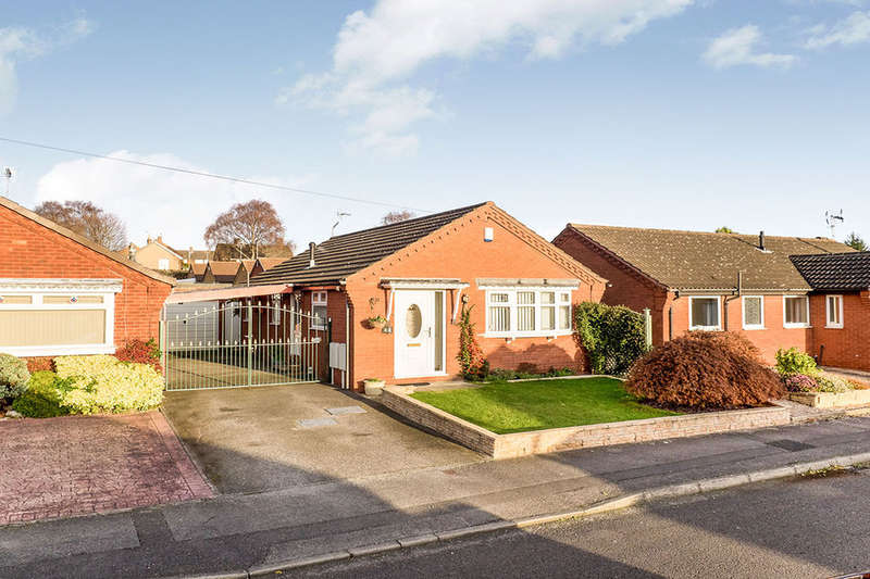 2 Bedrooms Detached Bungalow for sale in Winterbourne Drive, Stapleford, Nottingham, NG9