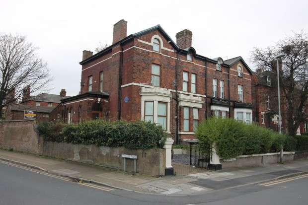 2 Bedrooms Flat for sale in Apartment 2 Pembroke Road, Liverpool, L20