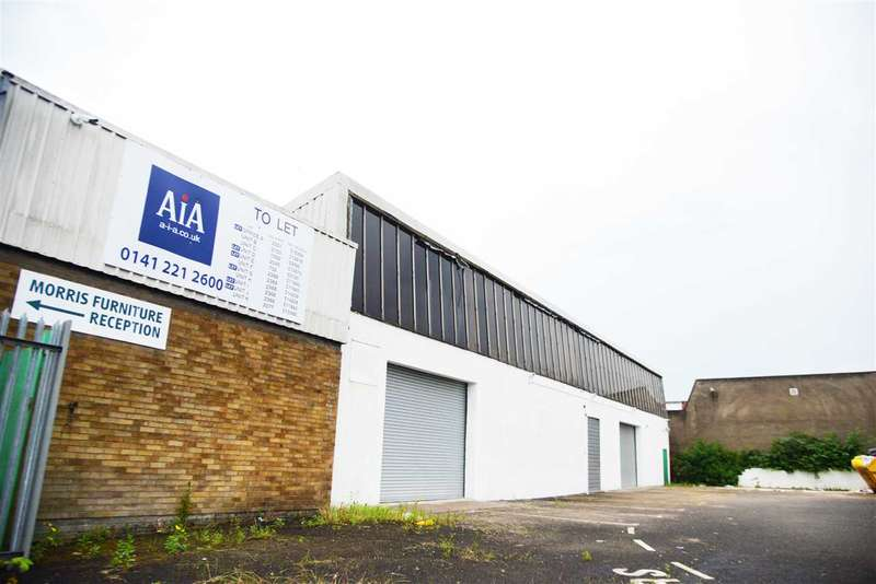 Warehouse Commercial for rent in Rosyth Road, Glasgow
