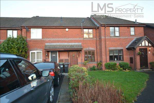 2 Bedrooms Semi Detached House for rent in Overdene Road, Winsford