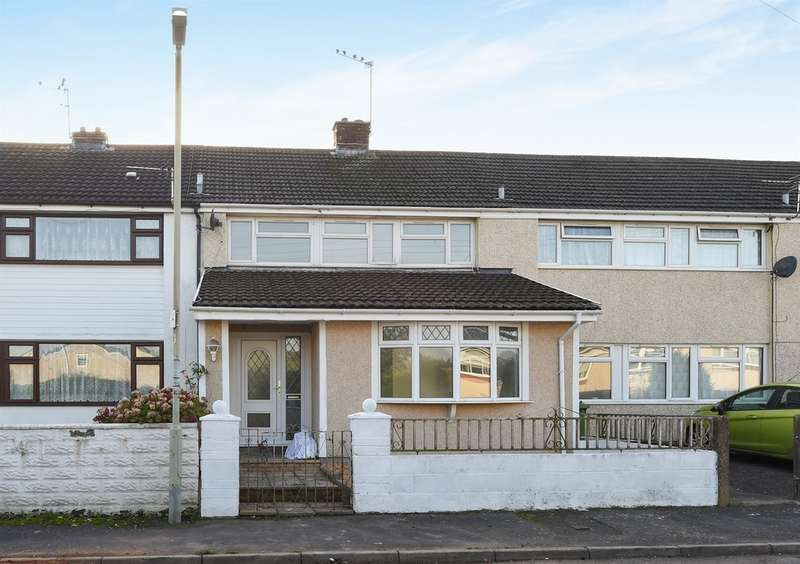 3 Bedrooms Link Detached House for sale in Moorland Crescent, Beddau, Pontypridd