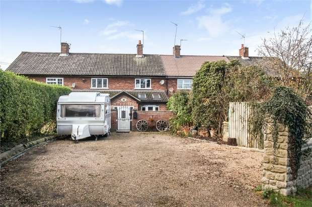 4 Bedrooms Terraced House for sale in Willow Corner, Bayford, Hertford