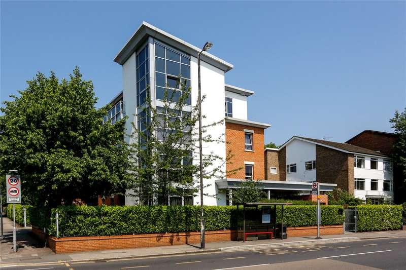 2 Bedrooms Flat for sale in Warwick House, 69 Worple Road, London, SW19