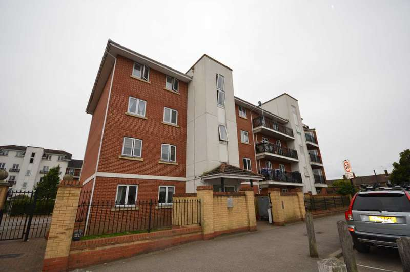 2 Bedrooms Flat for sale in Felixstowe Road, Abbey Wood