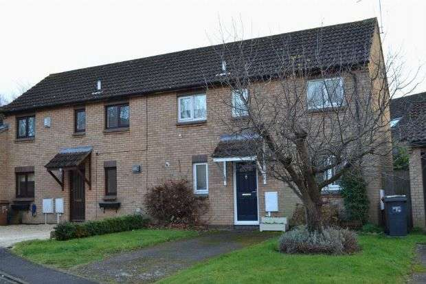 3 Bedrooms End Of Terrace House for sale in Irondale Close, Danefield, Northampton NN4 8TU