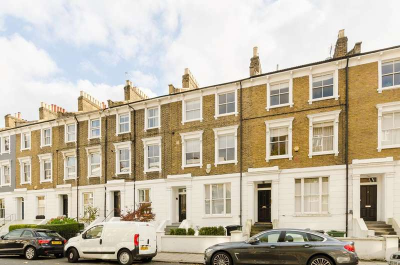 4 Bedrooms House for sale in St Michael's Road, Stockwell, SW9