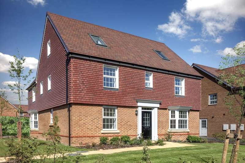 5 Bedrooms Detached House for sale in Grove Road, Preston, Canterbury, CT3