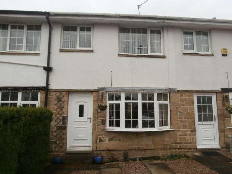 3 Bedrooms Terraced House for rent in Maplin Drive, Salendine Nook, Huddersfield, HD3