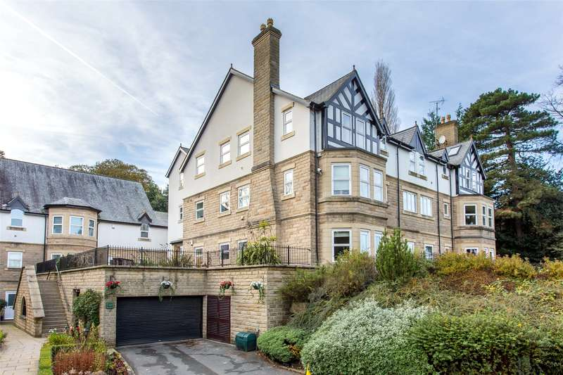 2 Bedrooms Flat for sale in Park Avenue, Roundhay, Leeds, West Yorkshire, LS8