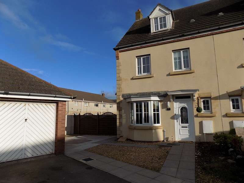 4 Bedrooms End Of Terrace House for sale in Mariners Quay, Port Talbot, Neath Port Talbot. SA12 6AN