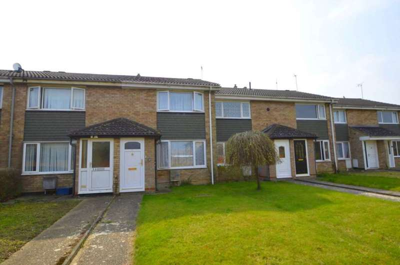 3 Bedrooms Terraced House for rent in Bletchley
