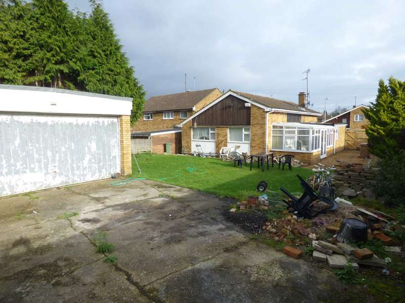 4 Bedrooms Detached Bungalow for sale in Imberfield, Luton