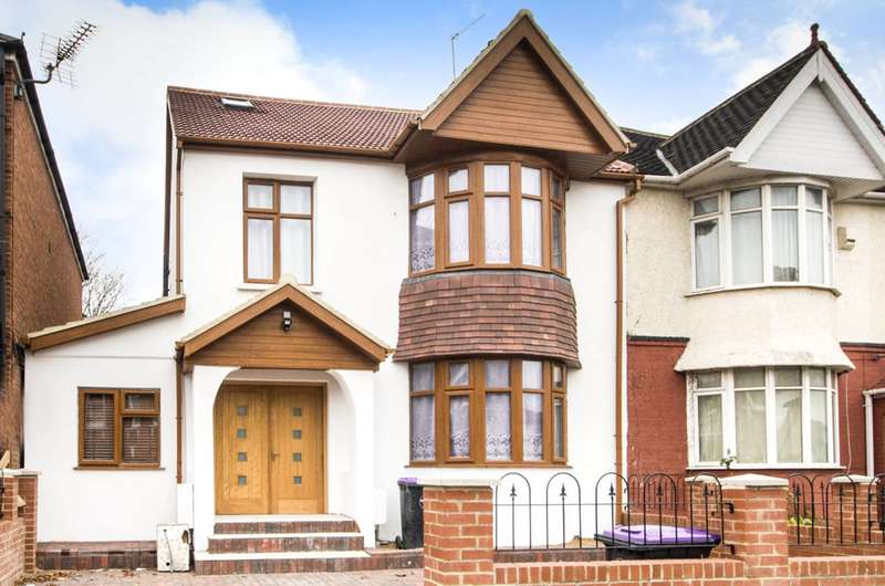 6 Bedrooms Semi Detached House for sale in Prout Grove, Neasden, NW10