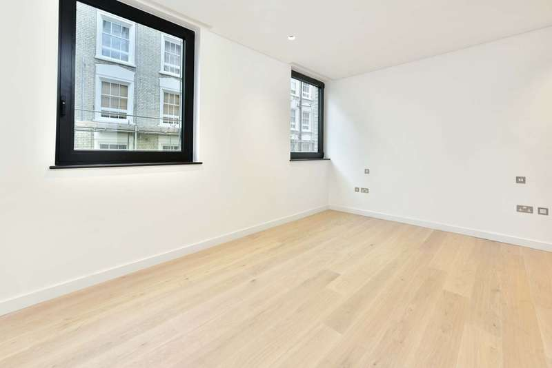 2 Bedrooms Flat for rent in Mark Street, EC2A 4DR