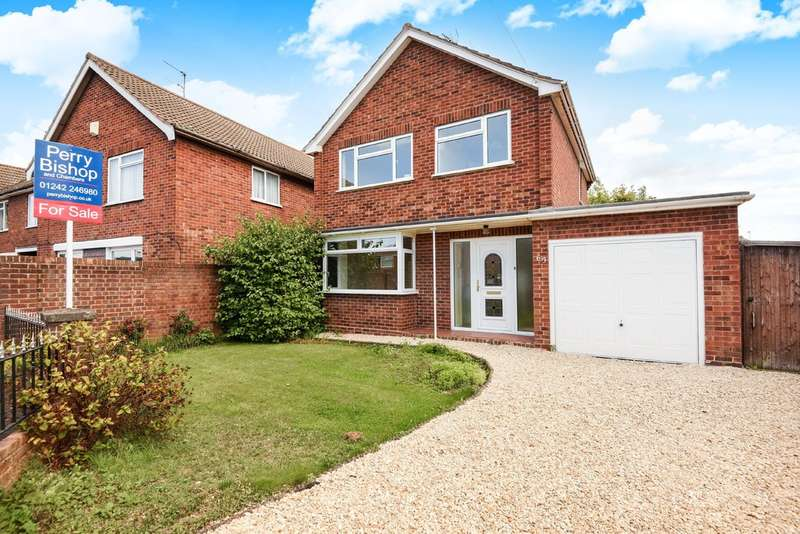 3 Bedrooms Detached House for sale in Longlevens, Gloucester