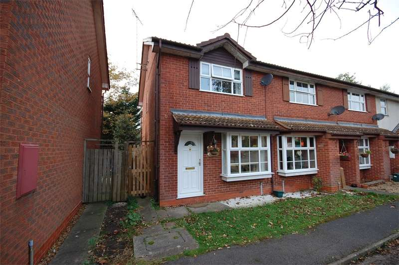 2 Bedrooms End Of Terrace House for sale in Dalesford Road, Aylesbury, HP21