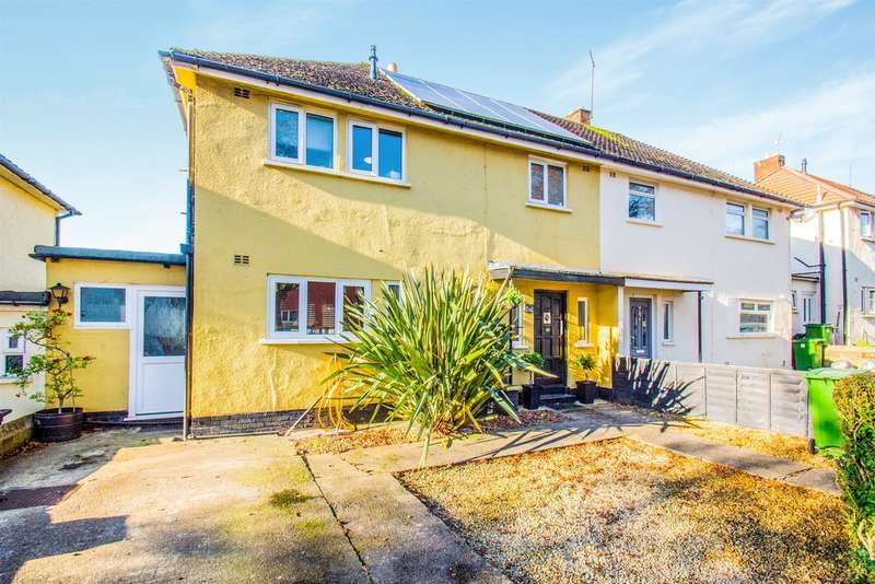 3 Bedrooms Semi Detached House for sale in Fishguard Road, Llanishen, CARDIFF