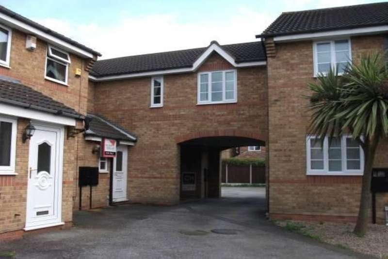 1 Bedroom Flat for sale in Turnbury Close, Lincoln, LN6