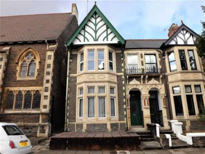 4 Bedrooms House for sale in Morlais Street, Cardiff